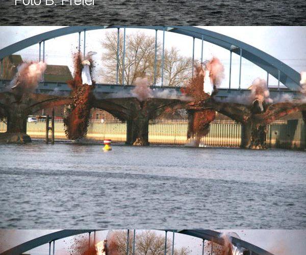 Stepenitz Brücke Wittenberge