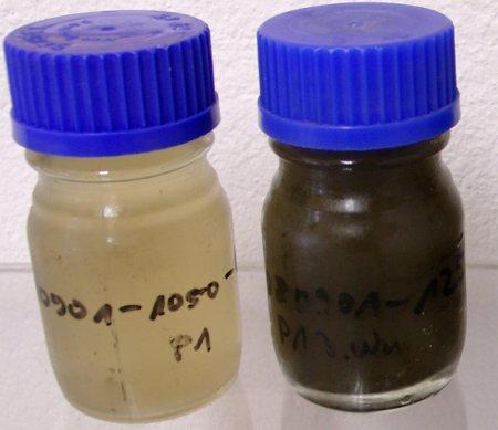 Schadstoffe in der wässrigen Phase