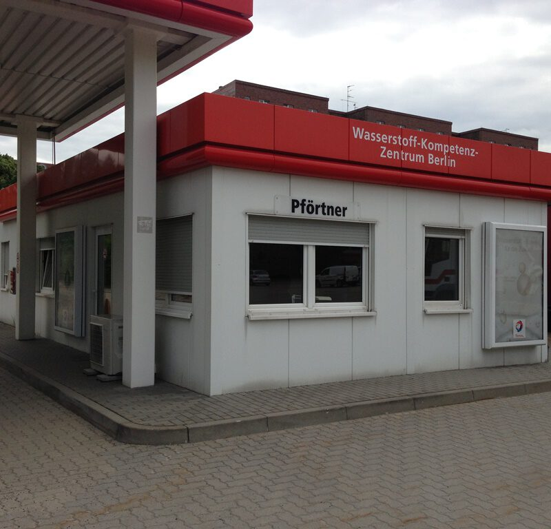 Usedomer Straße 24 Abbrucharbeiten